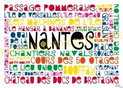 Carte postale Nantes La CigaLélée