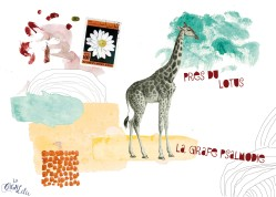 Haïku à la girafe (projet)