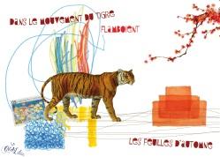Haïku au tigre (projet)