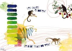 Haïku aux singes (projet)