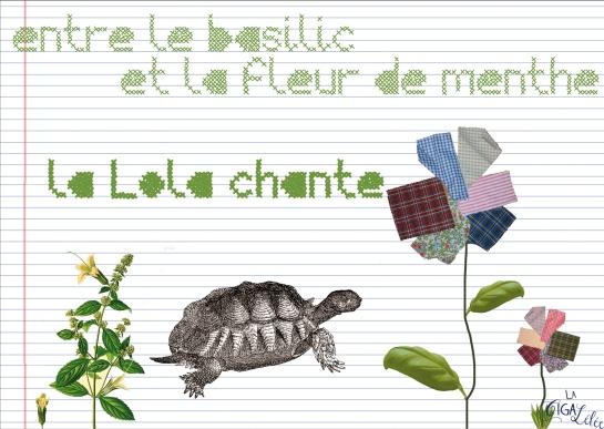 La Lola chante (projet)