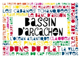 Mots du Bassin d'Arcachon(Côté Bord'eau Editions)