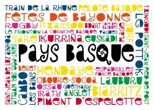 Mots du Pays Basque (Côté Bord'eau Editions)