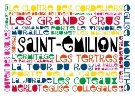 Mots de Saint-Emilion (Côté Bord'eau Editions)