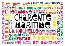 Mots de Charente-Maritime (Côté Bord'eau Editions)