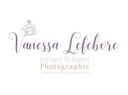 Logo Instant Présent Photographie