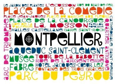 Mots de Montpellier