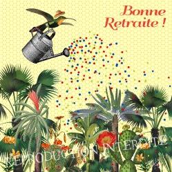 Carte Retraite (Editions Côté Bord'eau)