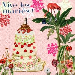 Carte Mariage (Editions Côté Bord'eau)