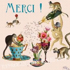Carte Merci (Editions Côté Bord'eau)
