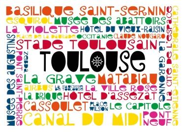 Mots de Toulouse