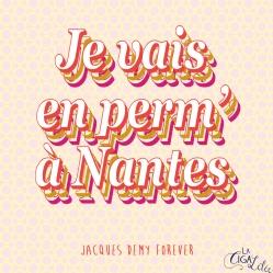 Autocollants Nantes