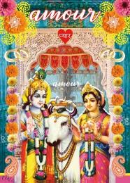 Amour indien (Les portes du monde)
