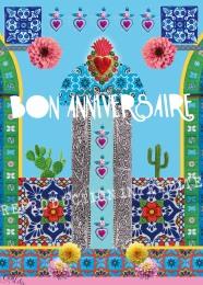 Anniversaire mexicain (Les portes du monde)