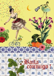 Affiche Baila ! (A4)