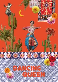 Affiche Dancing Queen (A4)