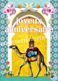 Anniversaire marocain (Les portes du monde)