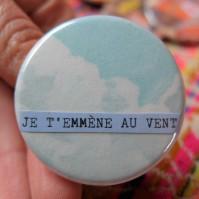Badge Bonheur